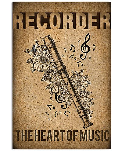 Recorder - The heart of music