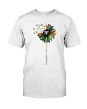 Occupational Therapist Colorful Caduceus  Classic T-Shirt thumbnail