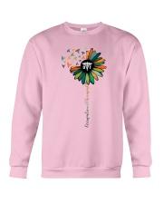 Occupational Therapist Colorful Caduceus  Crewneck Sweatshirt thumbnail
