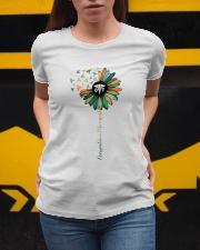 Occupational Therapist Colorful Caduceus  Ladies T-Shirt apparel-ladies-t-shirt-lifestyle-04