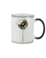 Occupational Therapist Colorful Caduceus  Color Changing Mug thumbnail