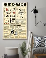 Hiking Knowledge 11x17 Poster lifestyle-poster-1