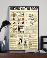 Hiking Knowledge 11x17 Poster lifestyle-poster-2