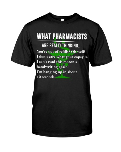 What pharmacists are really thinking