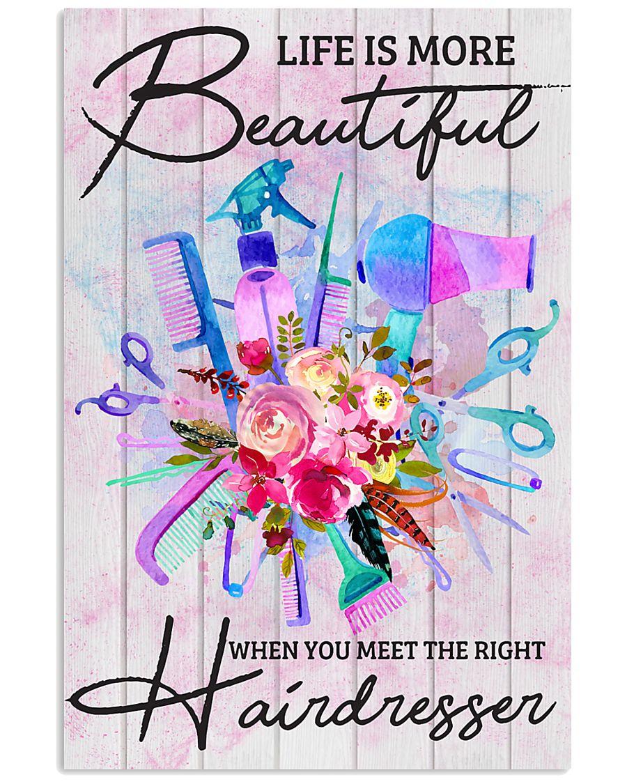 Meet The Right Hairdresser 11x17 Poster