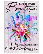 Meet The Right Hairdresser 11x17 Poster front