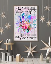 Meet The Right Hairdresser 11x17 Poster lifestyle-holiday-poster-1