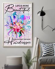 Meet The Right Hairdresser 11x17 Poster lifestyle-poster-1