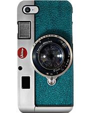 Blue Camera Photographer Phone Case i-phone-7-case