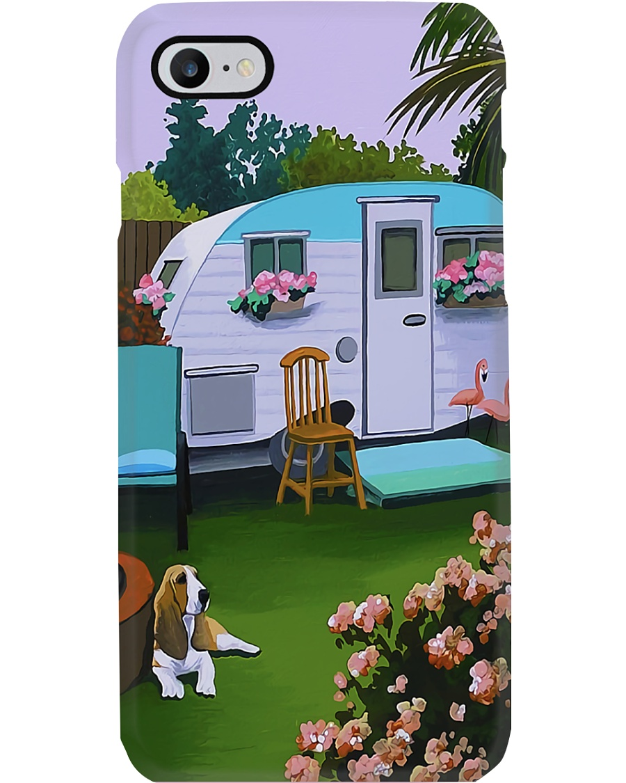 Colorful Camping  Phone Case