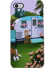 Colorful Camping  Phone Case i-phone-7-case