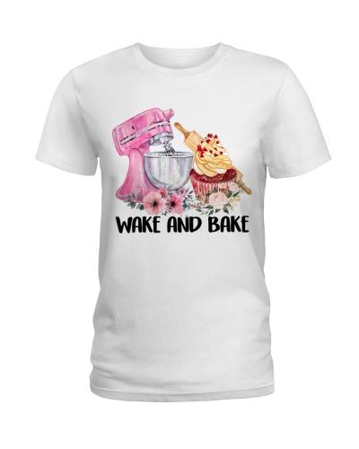 Baker Wake and bake
