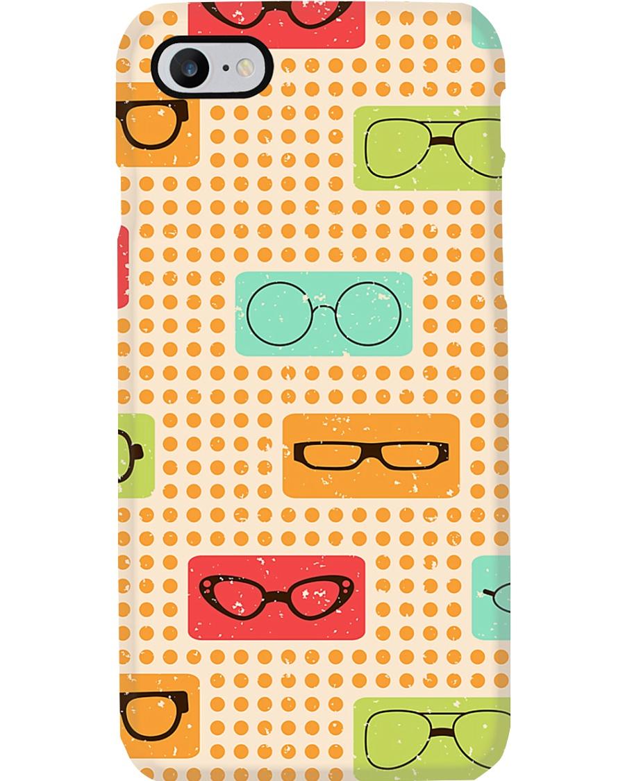 Cute Color Glasses Optometrist Phone Case