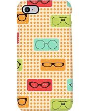 Cute Color Glasses Optometrist Phone Case i-phone-7-case