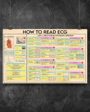 Cardiologist Read ECG 17x11 Poster aos-poster-landscape-17x11-lifestyle-12