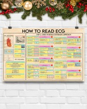 Cardiologist Read ECG 17x11 Poster aos-poster-landscape-17x11-lifestyle-28