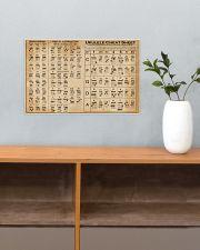 Ukulele Cheat Sheet 17x11 Poster poster-landscape-17x11-lifestyle-24