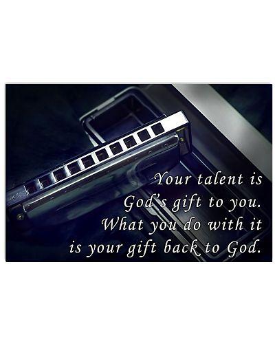 Harmonica God's Gift To You