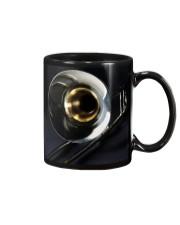 Trombone Black Mug front