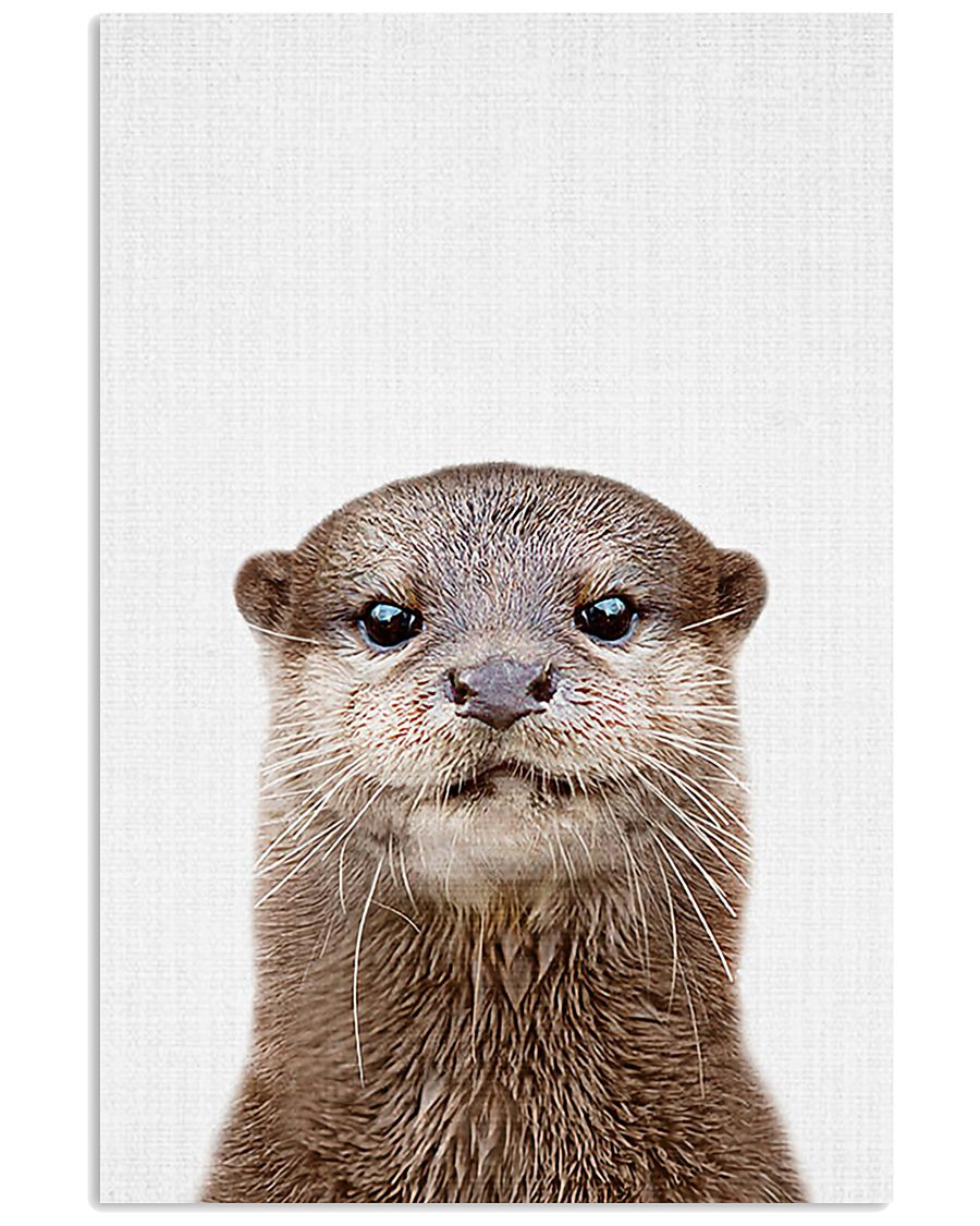 Otter Cute Poster 11x17 Poster