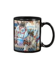 Horse Girl - Horse Brocade Mug thumbnail
