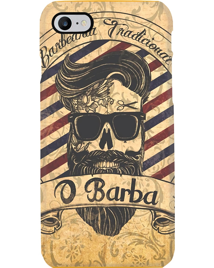 Hairdresser Barba Phone Case