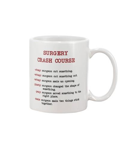 Surgeon Surgery Crash Course