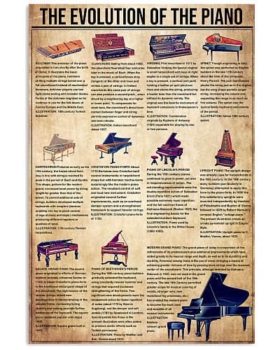 Pianist The evolution of the Piano