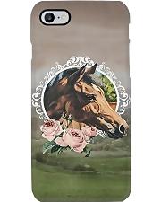 Horse Girl Horse head Phone Case i-phone-7-case