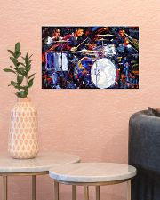 Drummer With Friends 17x11 Poster poster-landscape-17x11-lifestyle-21