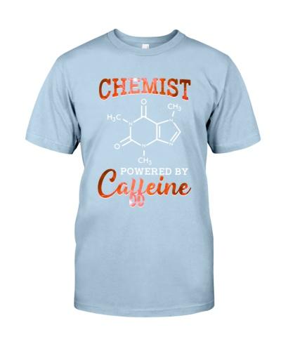 Chemist Chemist powered by caffeine