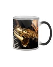 Saxophone And Piano Color Changing Mug thumbnail