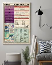 Pharmacy Technicians 11x17 Poster lifestyle-poster-1
