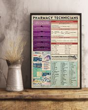 Pharmacy Technicians 11x17 Poster lifestyle-poster-3