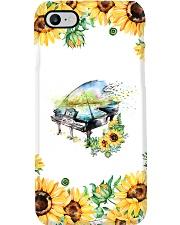 Pianist Sunflower Phone Case i-phone-7-case