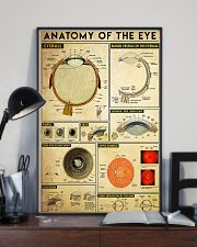 Optometrist Anatomy Of The Eye 11x17 Poster lifestyle-poster-2