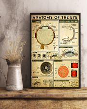 Optometrist Anatomy Of The Eye 11x17 Poster lifestyle-poster-3