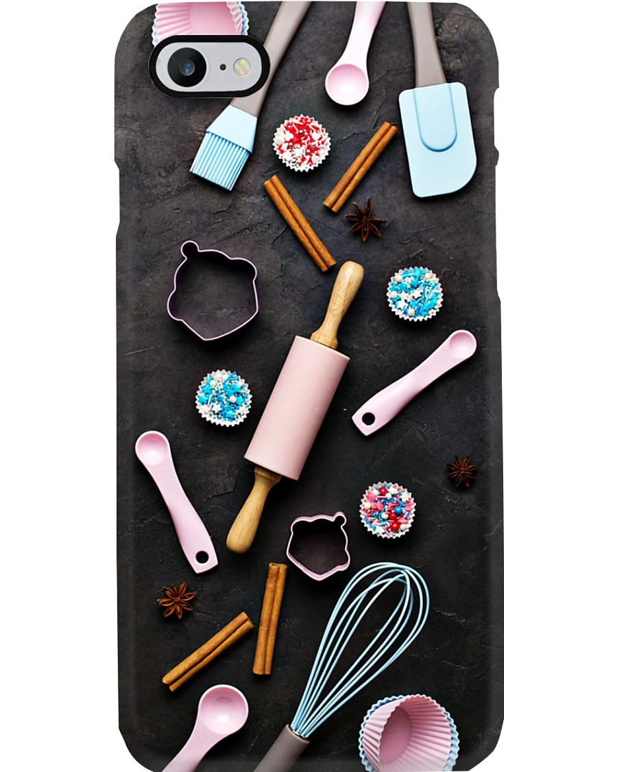 Baker Baking Tools Phone Case