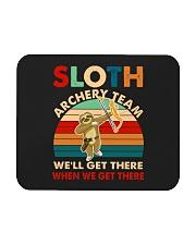 Sloth archery team Mousepad thumbnail