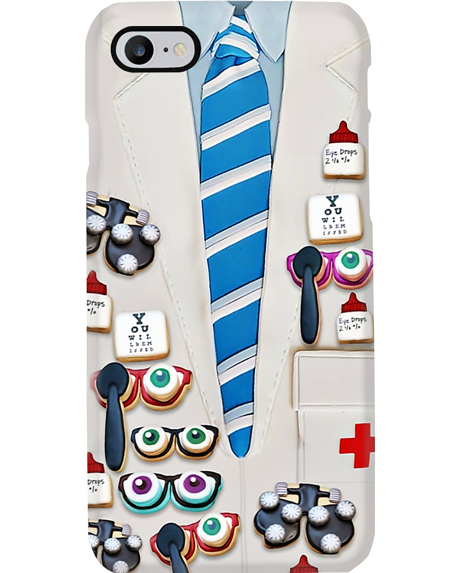 Optometrist Eye Care Professional Phone Case