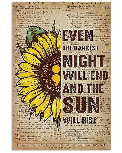 Sun Will Rise Suicide Prevention