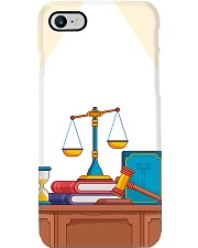 Paralegal Color Symbols Phone Case i-phone-7-case
