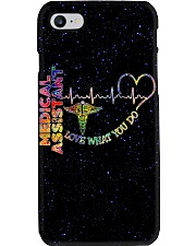 Medical Assistant - Love What You Do Phone Case i-phone-7-case