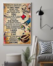 Pharmacist Today Is A Good Day 11x17 Poster lifestyle-poster-1