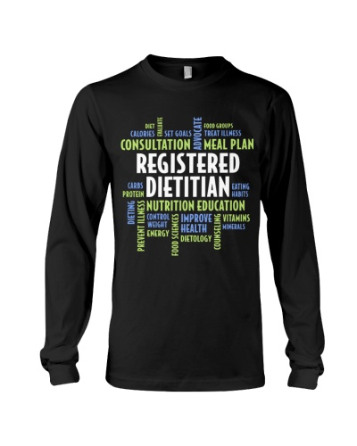 Registered Dietitian Words