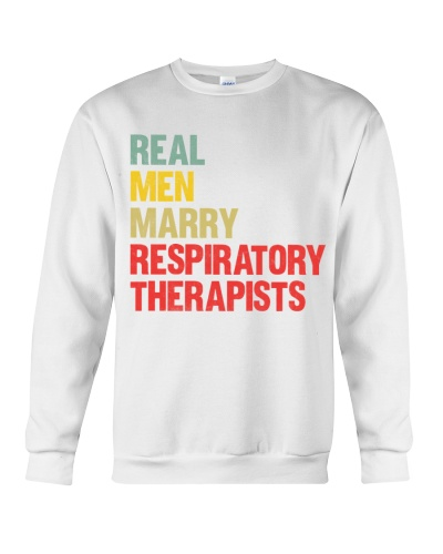 Real Men Marry Respiratory Therapists