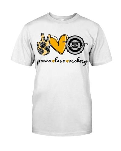 Peace Love Archery