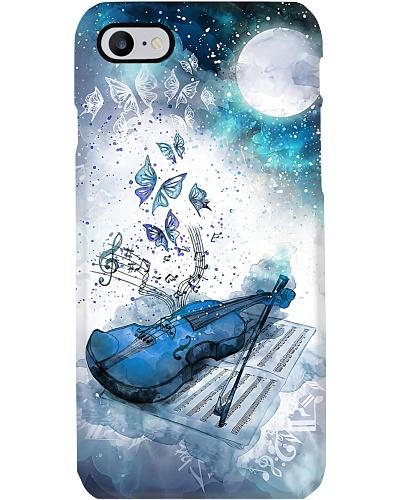 Violin Moon Violinist Gift
