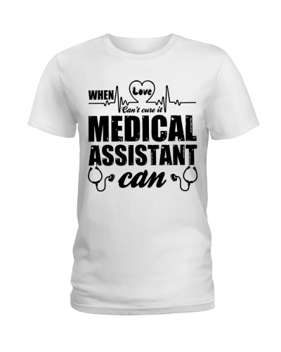 Medical Assistant can cure it