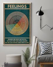 Occupational Therapist Feelings 11x17 Poster lifestyle-poster-1